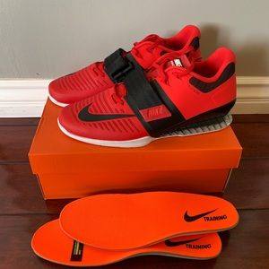 NEW Nike Romaleos 3 Weight Lifting Men Shoes $200